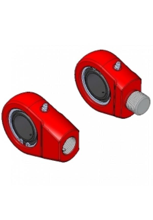 Cilindru hidraulic extractor articulatie sferica KS TOOLS